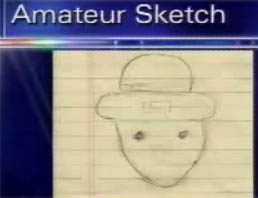 sketch amateur Alabama leprechaun